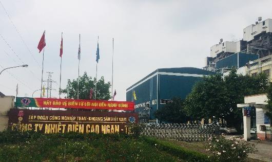 Trụ sở Công ty nhiệt điện Cao Ngạn, ngõ 719, Dương Tự Minh, phường Quan Triều, TP. Thái Nguyên