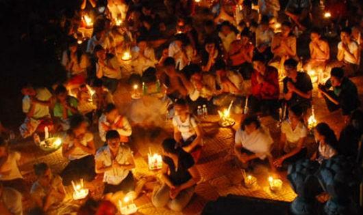 Pchum Ben- Ngày lá» há»i của vong há»n