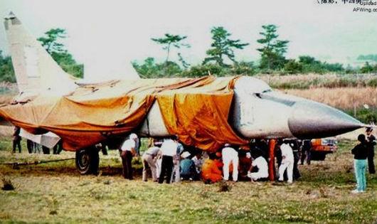 Lật lại vụ đào tẩu gây chấn động của phi công Belenko và chiếc Mig-25P