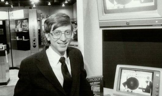 """Những """"mánh"""" làm ăn trên thương trường của Bill Gates"""