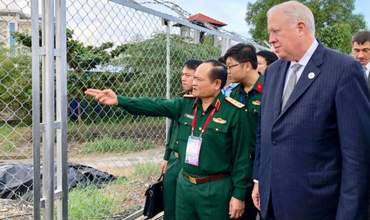 Việt Nam và Hoa Kỳ nỗ lực xử lý các điểm nóng dioxin