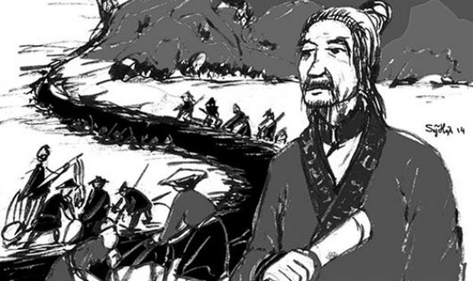 Chuyện vị sứ giả tài đối đáp với hoàng đế Quang Trung