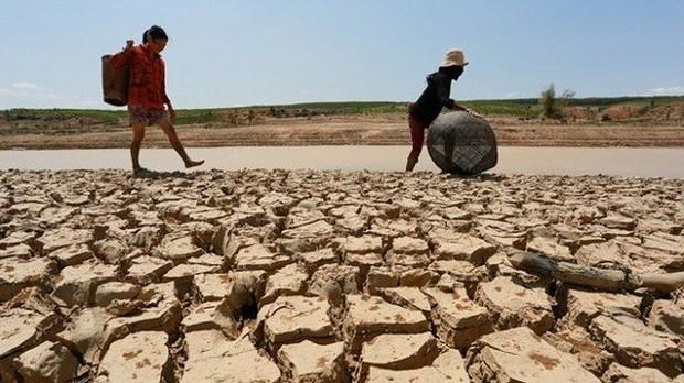 Thiên tai đe dọa đói nghèo cho 2,5 tỷ người