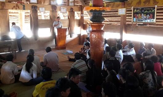 Quảng Nam:  Trợ giúp pháp lý nơi biên giới Việt - Lào cho đồng bào dân tộc Cơtu