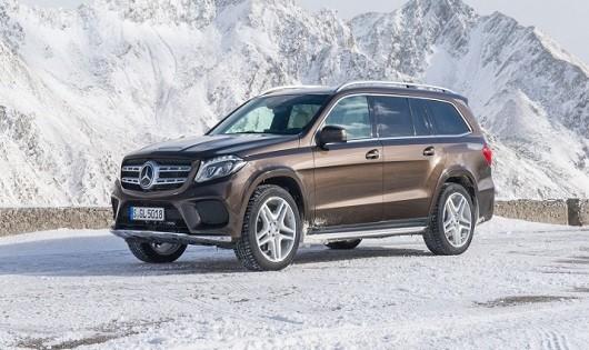 Lỗi túi, 48.000 mẫu SUV của Mercedes-Benz bị triệu hồi