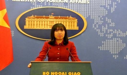 Bộ Ngoại giao lên tiếng về tình hình ở Đồng Tâm
