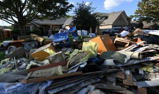 Mỹ mất khoảng 290 tỉ USD vì 2 siêu bão