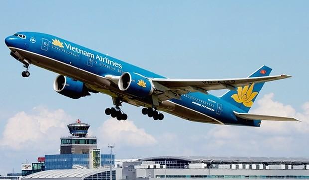 Vietnam Airline cán đích chỉ tiêu kinh doanh cả năm