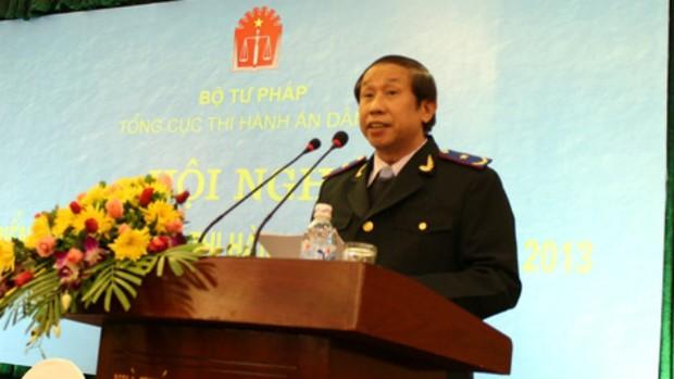 Những điểm mới trong Dự thảo Luật Thi hành án dân sự