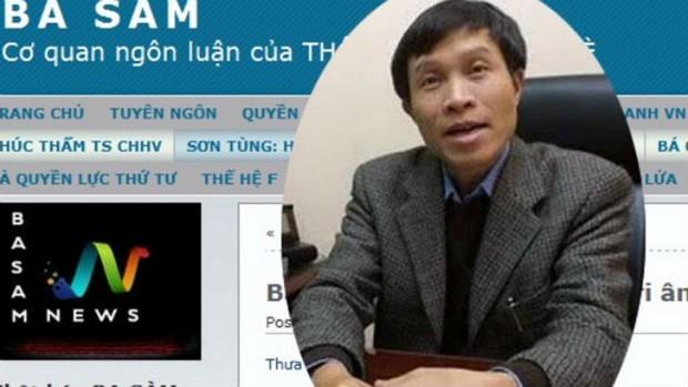 Lật mặt kẻ giả danh dân chủ,  nói sàm và... nói ngược Nguyễn Hữu Vinh!