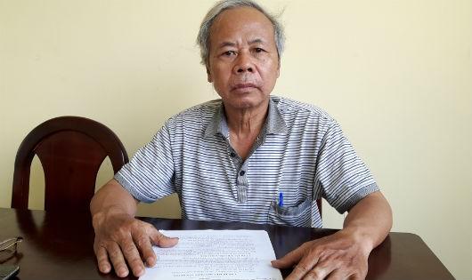 TP Hồ Chí Minh: Một thương binh nặng tố bị lừa tiền tỷ