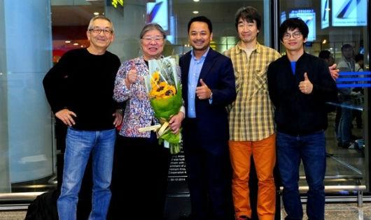 Huyền thoại nhạc Jazz Tsuyoshi Yamamoto đã đến Hà Nội
