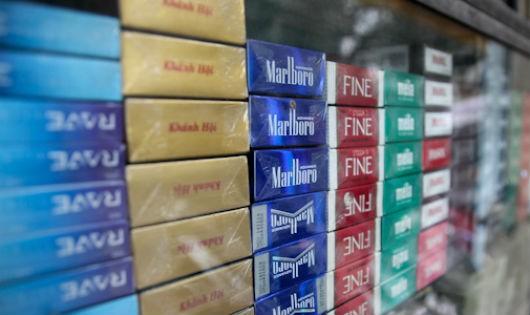 Xử lý các lô hàng thuốc lá ngoại tại cảng Quy Nhơn