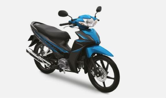 Honda Blade 110 thiết kế mới có giá bán từ 18,6 triệu đồng