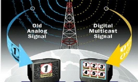 Chính thức tắt sóng truyền hình analog ở 8 tỉnh