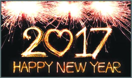 Tưng bừng lễ hội đón năm mới 2017