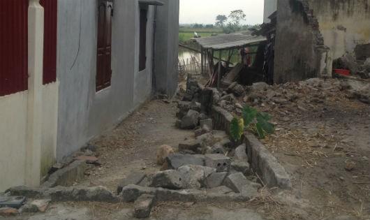 Hà Nam: Tranh chấp đất vì xã cắm lại mốc giới