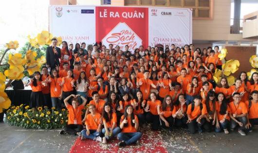 """TP. Hồ Chí Minh: Lan tỏa chương trình từ thiện """"Nhà sạch đón tết"""" 2017"""