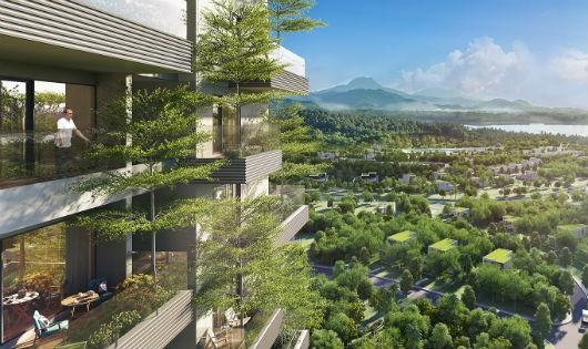 Mở bán tòa nhà xanh nhất hành tinh