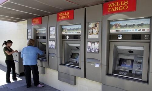 Ngân hàng Mỹ sắp cho rút tiền từ ATM không cần thẻ