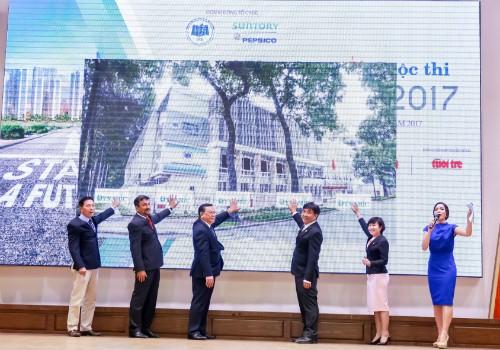 Suntory PepsiCo Việt Nam đồng tổ chức Cuộc thi Dynamic phiên bản mới