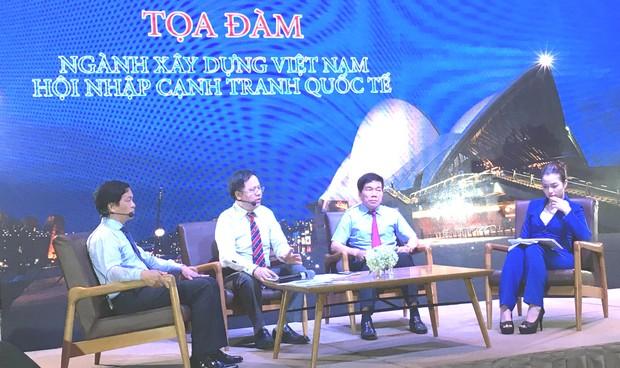 10 kiến nghị để phát triển thị trường xây dựng Việt Nam ra phạm vi toàn cầu