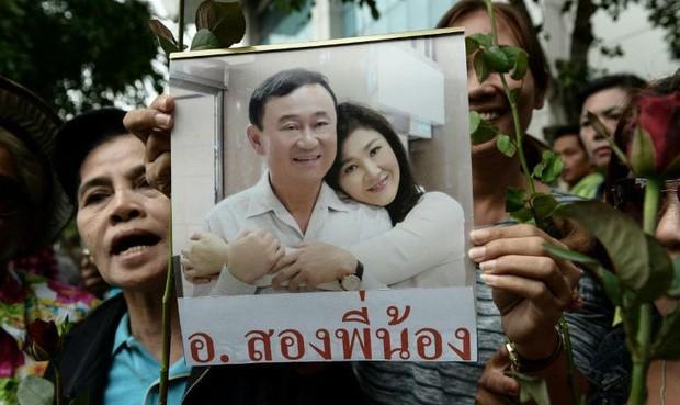 Thái Lan công bố thông tin mới nhất về cuộc trốn chạy của bà Yingluck