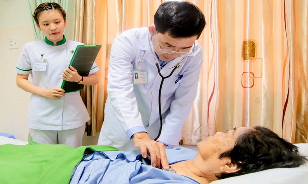Cần Thơ: Cứu sống một bệnh nhân bị sốc nhiễm trùng đường mật