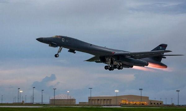 Mỹ điều máy bay ném bom tới bán đảo Triều Tiên