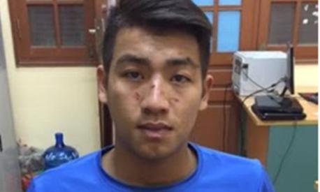 Bắc Ninh: Xông vào ngân hàng cướp 200 triệu đồng