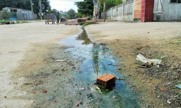 Hoài Nhơn (Bình Định): Khu chế biến thủy sản tập trung gây ảnh hưởng môi trường