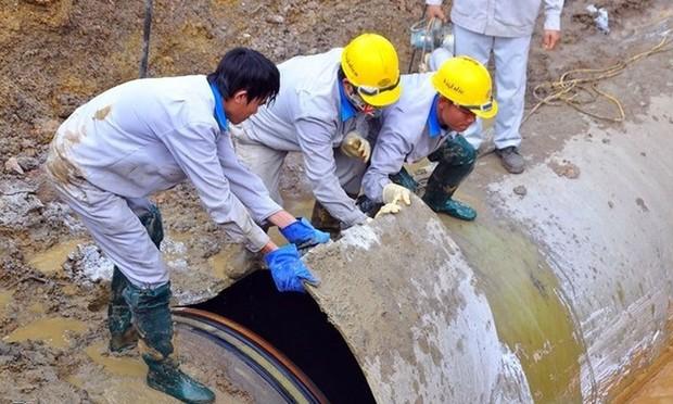 9 bị cáo trong vụ vỡ đường ống nước sông Đà hầu tòa
