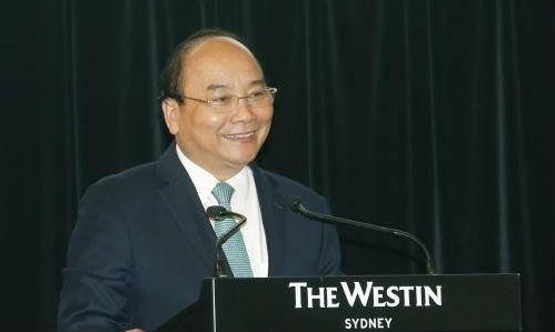 Thủ tướng đề nghị doanh nghiệp Australia 'nhanh chân' đến Việt Nam