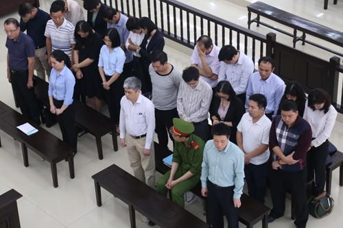 Đề nghị y án tù chung thân đối với Hà Văn Thắm và tử hình  Nguyễn Xuân Sơn