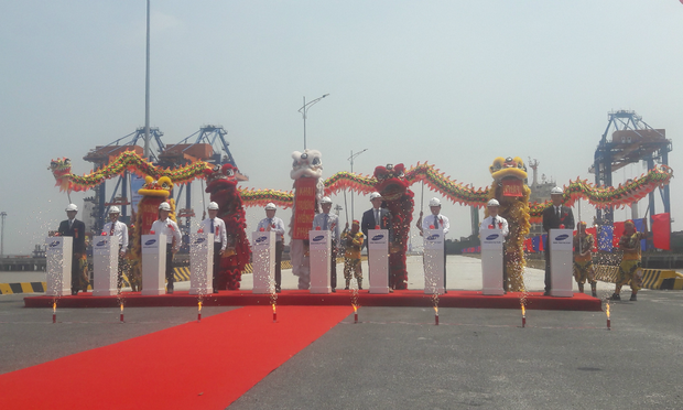 Hải Phòng: Đưa cảng Nam Đình Vũ 6.000 tỷ đồng vào khai thác