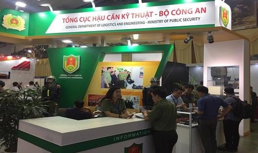 Triển lãm quy mô lớn về thiết bị an ninh hiện đại tại Hà Nội