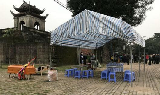 Nghi án người đàn ông tự thiêu ở thành cổ Nghệ An:  Tự tìm đến cái chết để trốn án tù?