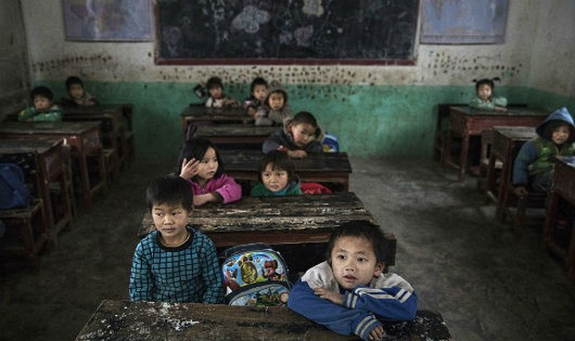61 triệu trẻ Trung Quốc 'bơ vơ'