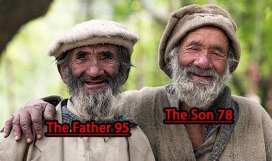 Người Hunza và bí mật vẫn dễ dàng thụ thai ở tuổi 60