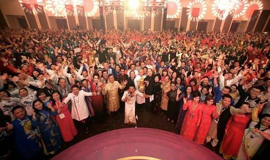 Hơn 1.300 doanh nhân tham dự Hội Ngộ Đỉnh Cao 2017