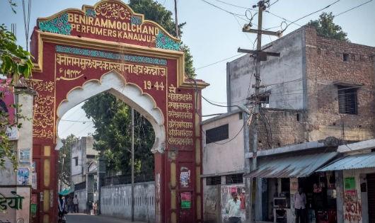 """Đến thăm """"thánh địa"""" sản xuất nước hoa hồng Ấn Độ"""