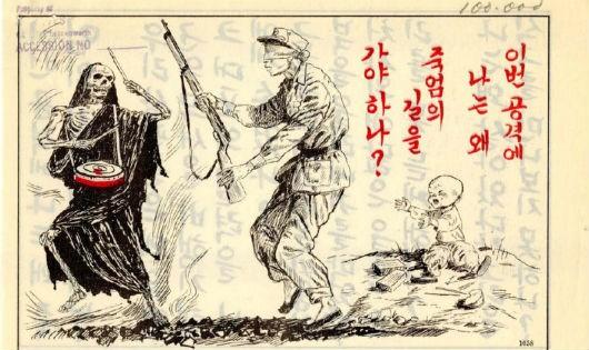 """Cuộc chiến tranh tuyên truyền """"vô bổ"""" của Mỹ ở Triều Tiên"""