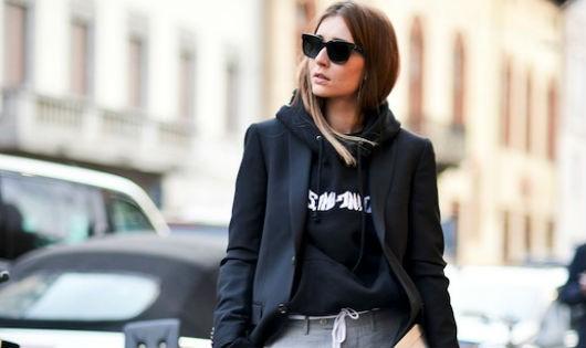 Áo hoodie ấm áp cho mùa thu