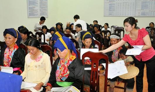 Huyện Tam Đảo, Vĩnh Phúc: Đưa pháp luật đến với đồng bào dân tộc