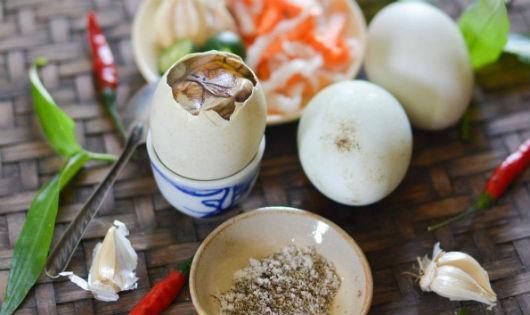 Chiêu chọn trứng vịt lộn ngon, bổ dưỡng rất đơn giản
