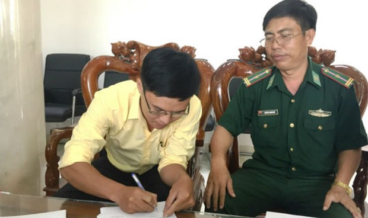 """Cuối năm, """"nóng"""" vận chuyển tiền và ngoại tệ trái phép qua biên giới Tây Ninh"""