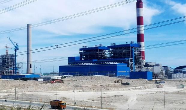 Bảo vệ môi trường tại Khu vực Trung tâm Điện lực Vĩnh Tân