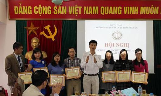 Trường Trung cấp Luật Thái Nguyên cần tập trung nâng cao chất lượng giáo dục