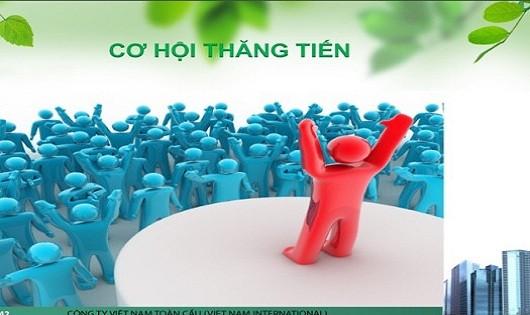 """Công ty Cổ phần đầu tư phát triển Chuỗi toàn Việt Nam: """"Đa cấp biến tướng""""?"""