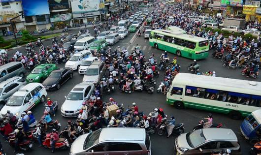 33 người chết vì tai nạn giao thông ngày đầu năm